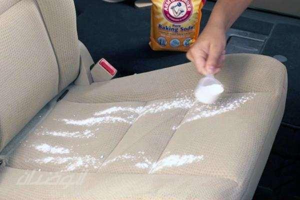 بوی بد در خودرو