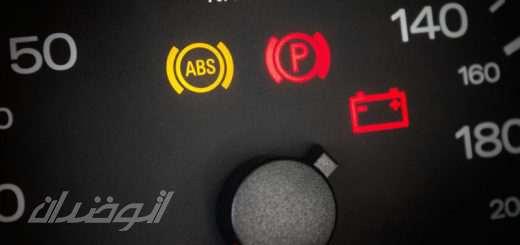 چراغ ABS خودرو